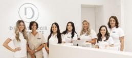 Praxisteam Dr. Gerber - Hautarztpraxis Düsseldorf